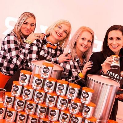 RoadShow Nescafe Azera