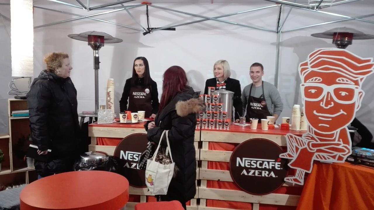 Nescafe sales promotion